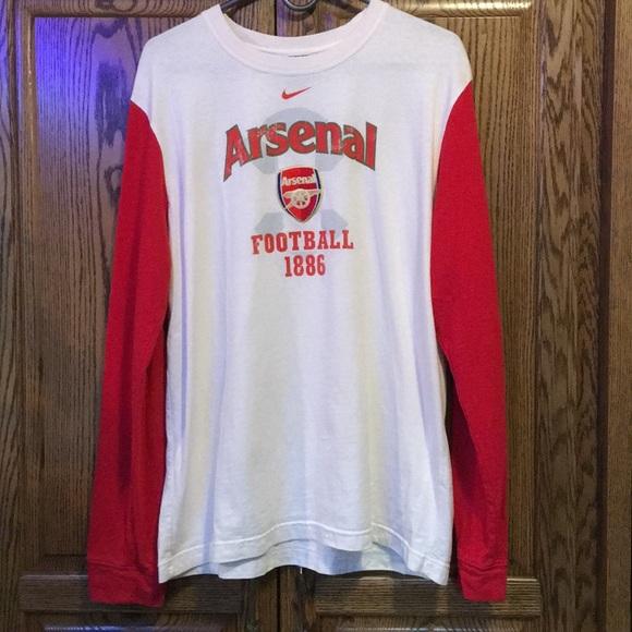 Nike Other - Arsenal Soccer Club long sleeve T-shirt